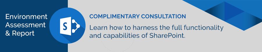 complimentary-sharepoint-consultation-environment-assessment