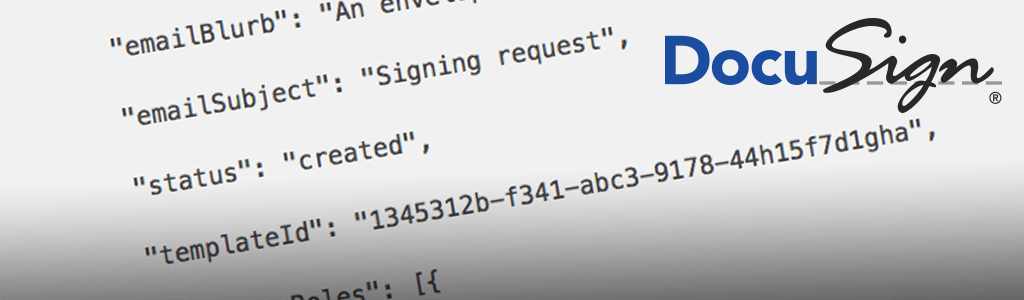 DocuSign REST API