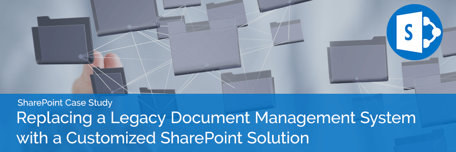 SharePoint Case Study document management