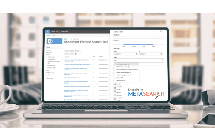 SharePoint MetaSearch-GN