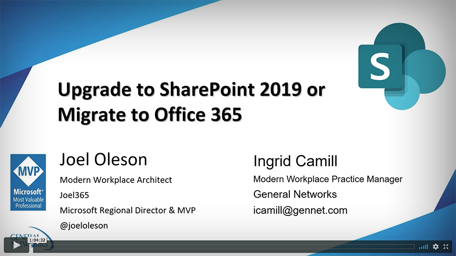 migrate to sharepoint-2019-0365