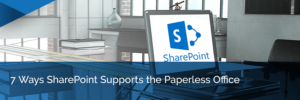 SharePoint paperless office