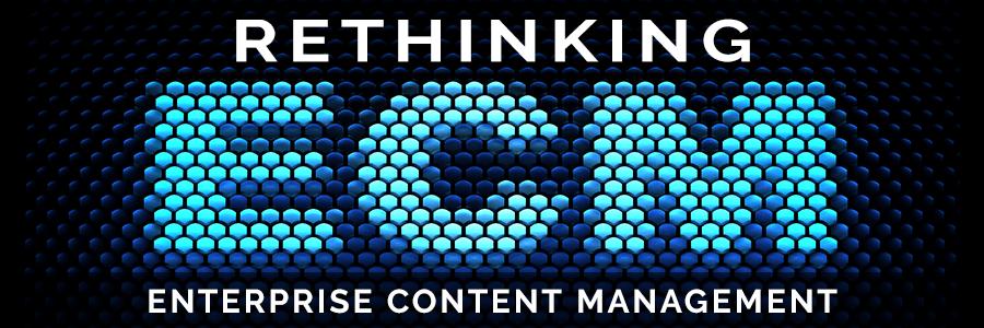 Rethinking ECM