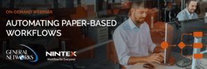 on-demand webinar automating paper-based workflows