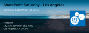 SPSLA18-general networks-sharepoint saturday-la