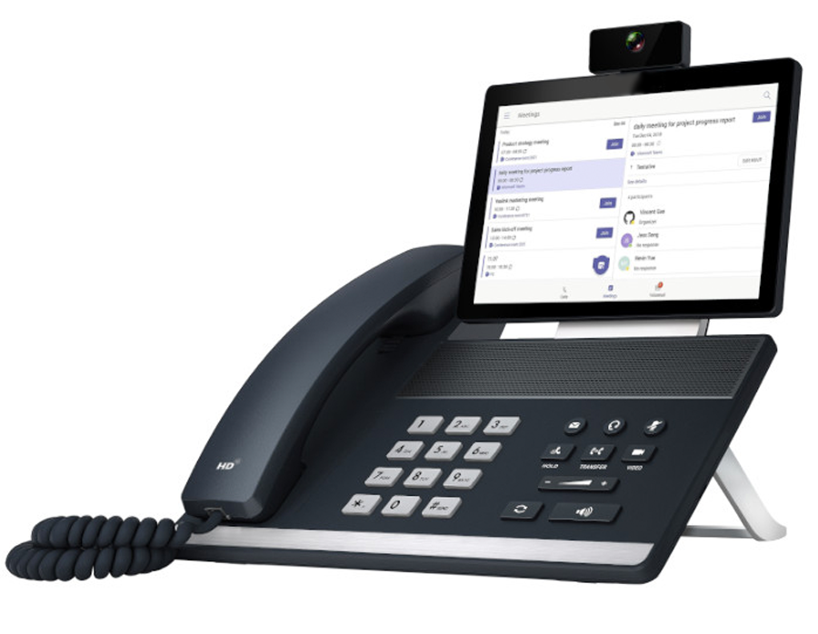 microsoft teams phone system